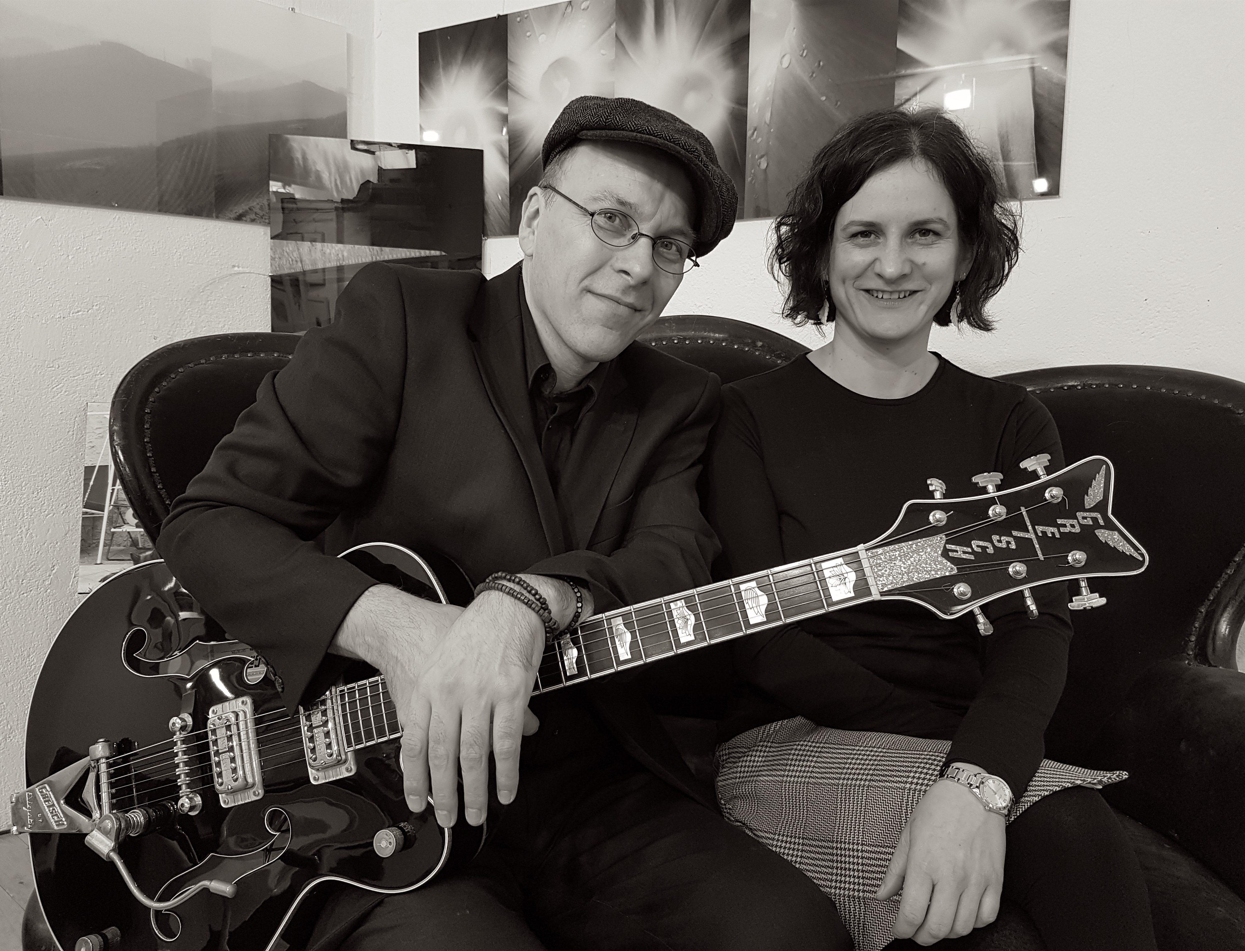 Klaus Hoeborn, Corina Kölln, Musiker in Würzburg